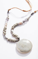 J. Jill Moonstone Pendant Necklace