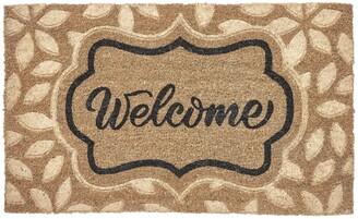 Seventh Studio Welcome Coir Door Mat Bedding