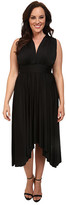 Alejandra Sky Plus Size Juissa Maxi Dress