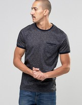 Ted Baker Space Dye Crew Neck T-Shirt