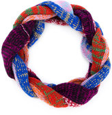 Gucci knitted hairband - women - Polyamide/Wool/Metallic Fibre - One Size