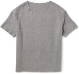 The Elder Statesman Cutter Cashmere T-shirt