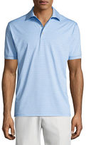 Peter Millar Crown Sport Creto Striped Performance Polo Shirt
