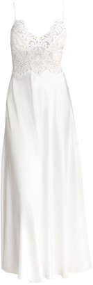 Jonquil Lace Slip Gown