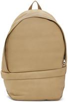Wooyoungmi Tan Classic Backpack