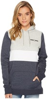 Hurley One and Only Tunic Pop Fleece Pull On Women's Clothing