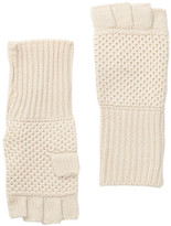 Michael Stars Seed Stitched Fingerless Gloves