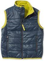 L.L. Bean Boys' Puff-n-Stuff Vest