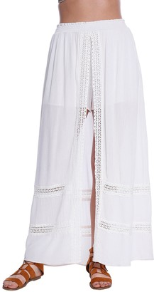 Taylor & Sage Women's Maxi Over Shorts Dress