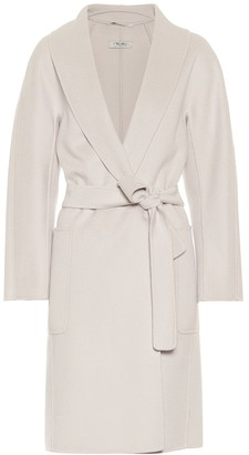 S Max Mara Alicia wool and cashmere coat