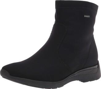 ara Shoes Women's PIERA Boots 8.5 US Black