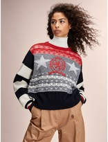 Tommy Hilfiger Stars And Stripes Sweater