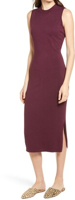 Chelsea28 Sleeveless Midi Sweater Dress