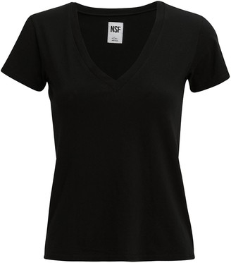 NSF V-Neck T-Shirt