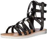 Steve Madden Women's MAYBIN Flat Sandal