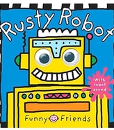 Rusty Robot - Funny Faces Book