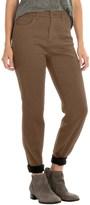 FDJ French Dressing Butter Denim Peggy Pants - Straight Leg (For Women)