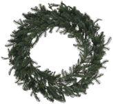 Harrods Green Nordmann Wreath (75cm)
