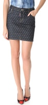 DSquared Dsquared2 Dotted Skirt