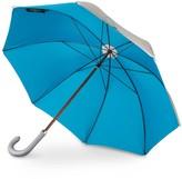 Heating & Plumbing London British Umbrella Wood & Leather Grey/Blue No Reviews