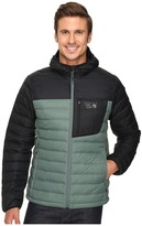 Mountain Hardwear DynothermTM Hooded Down Jacket