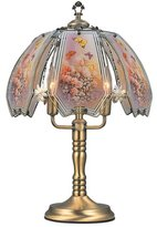 OK Lighting Butterfly Touch Lamp