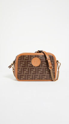 Shopbop Archive Fendi Mini Zucca Boston Bag