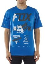 Fox Racing Crinkle Mens Short Sleeve T-Shirt MD