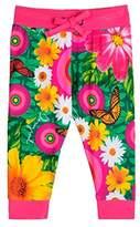 Desigual Baby-Girls Ter Floral Trouser,(Manufacturer Size:6)