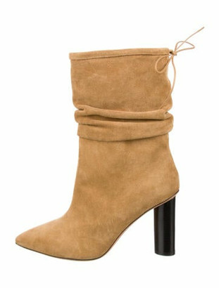 IRO Suede Boots Brown