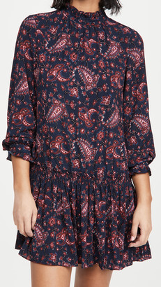 La Vie Rebecca Taylor Long Sleeve Madeline Dress