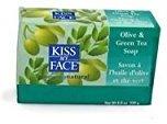 Kiss My Face Soap Bar Olive & Grn Tea
