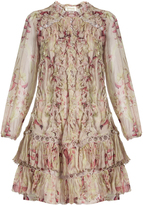 Zimmermann Winsome Sphere floral-print silk dress