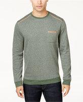 Tasso Elba Men's Stripe Pocket T-Shirt, Created for Macy's