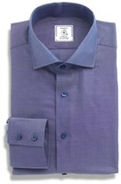 Maker & Company Men's Trim Fit Solid Dress Shirt