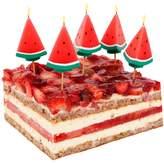 Sunnylife Watermelon Cake Candles