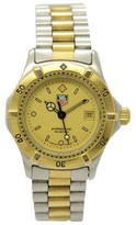 Tag Heuer 2000 Professional 200 964.008R Stainless Steel & Gold Plated Quartz 27mm Women