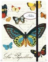 Cavallini & Co. Notebooks Butterflies 6x8