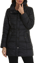 Betty Barclay Puffa Coat, Black
