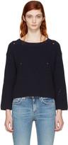 Rag & Bone Navy Lara Sweater