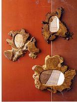 Roost Burl Slice Mirror