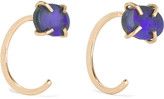 Melissa Joy Manning 14-karat Gold Opal Earrings - one size