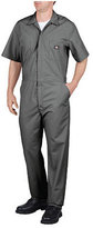 Dickies Men's Short Sleeve Coverall Tall