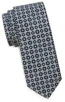 Eton Mosaic Silk Tie