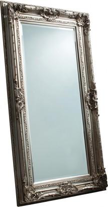 Gda Varden Floor Mirror Silver