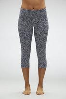 Zobha Straight Leg Capri Leggings