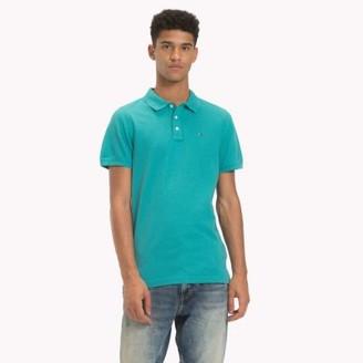 Tommy Hilfiger Fine Pique Slim Polo Shirt