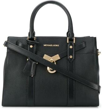 MICHAEL Michael Kors Nouveau Hamilton large satchel