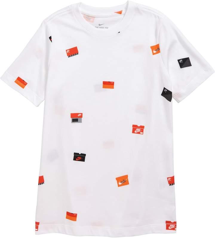 0b4658ea94 Nike White Boys' Tees - ShopStyle
