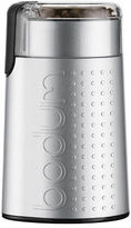 Bodum NEW Bistro Electric Brushed Silver Coffee Grinder